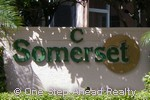 sign for Somerset