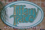 sign for Tiffany Trace