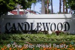 sign for Candlewood