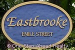 sign for Eastbrooke